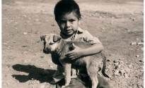 Pablito and a friend, Catamayo - Ecuador 2003