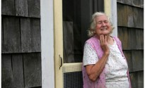 &quot;Granny&quot; smiles - Maine 2005
