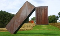 Exhibit at Storm King Art Center - 2009
